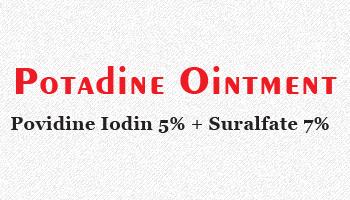 POTADINE Ointment