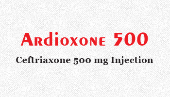 ARDIOXONE 500 mg