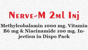 NERVE-M 2ml Injection