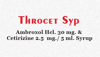 THROCET SYRUP