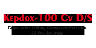 KEPDOX-100 CV D/S