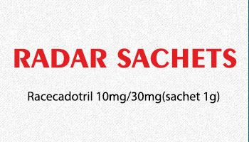 RADAR SACHETS