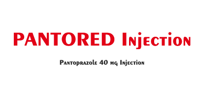 PANTORED Injection
